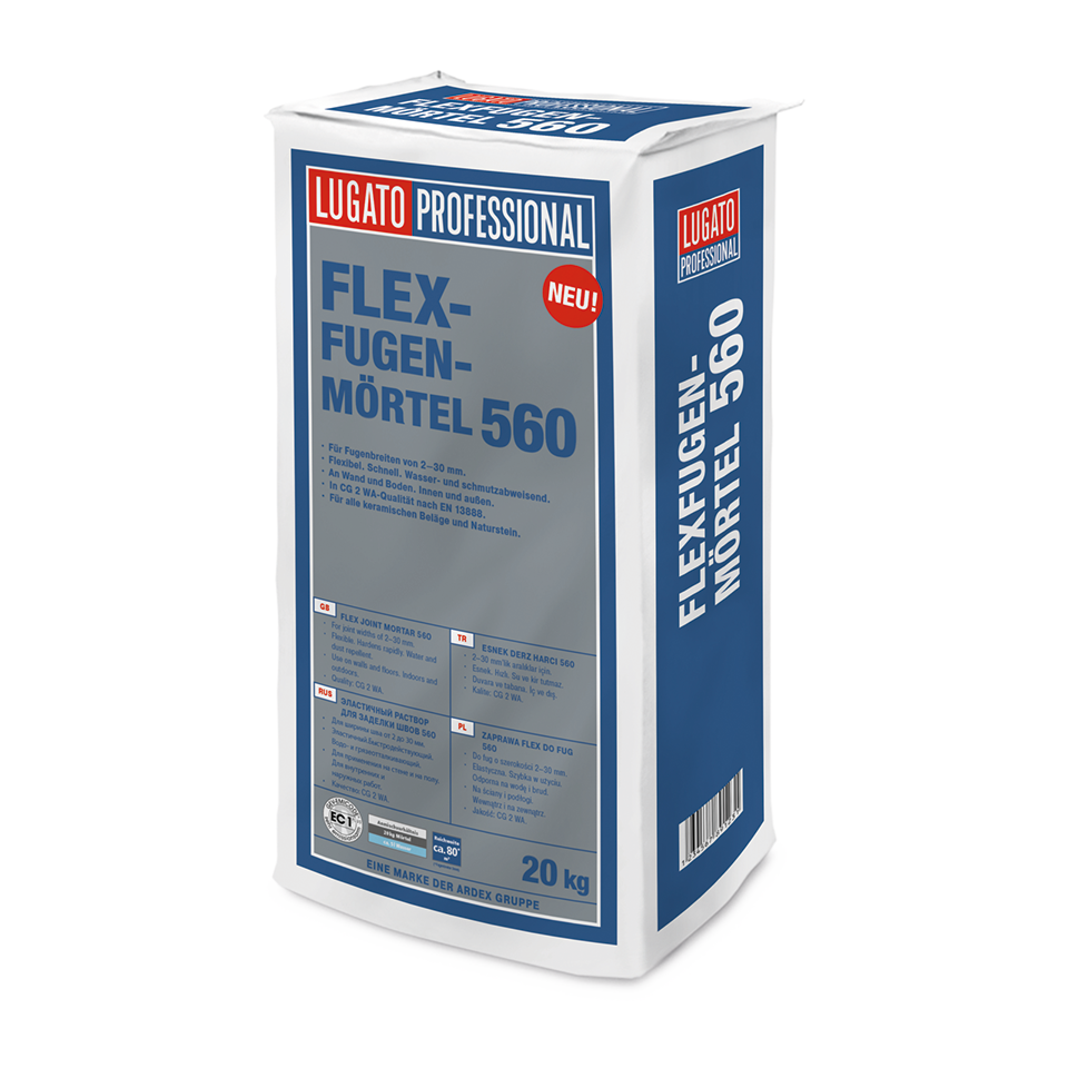 Flexfugenmörtel 560