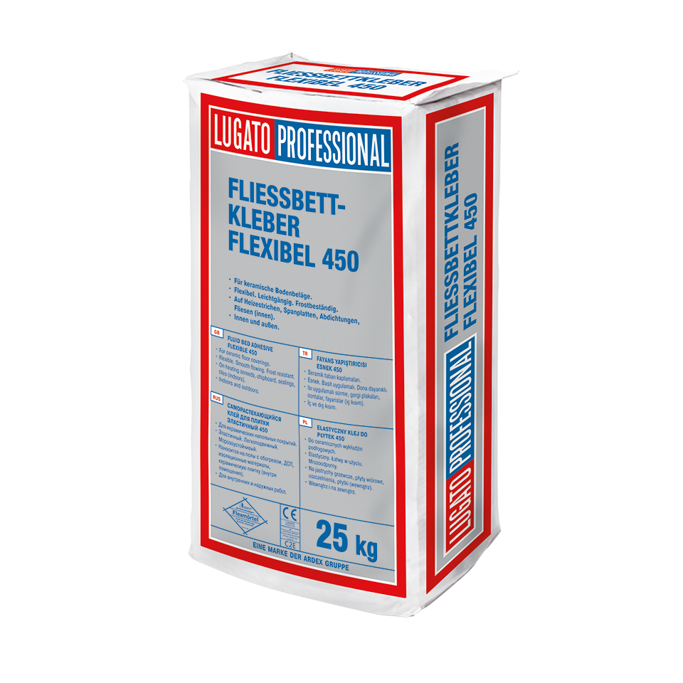 Fliessbettkleber Flexibel 450